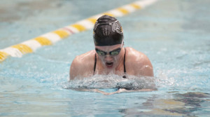 The Tigers women's swimming and diving team moved to 5-0 on the season with Saturday's victory.