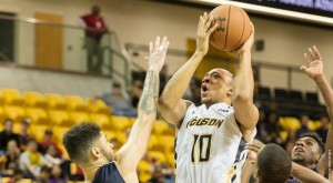 The Towson men's basketball team fell in its CAA opener against James Madison over the weekend.