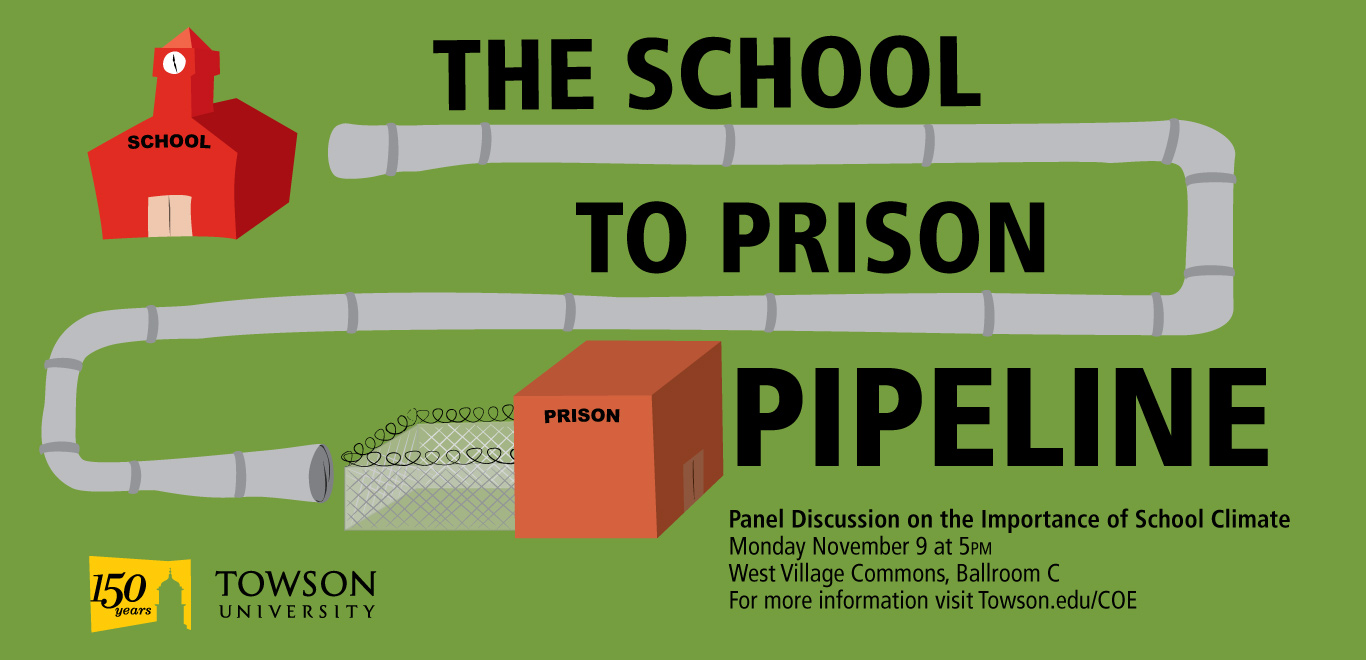 school to prison pipeline So, the school-to-prison pipeline is a pretty clear-cut example of academics looking at a correlation and calling it a causation seth barron: okay.